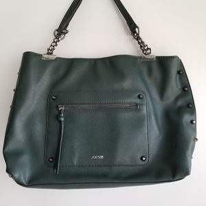 Nwot Joe's jeans Emerson studded tote